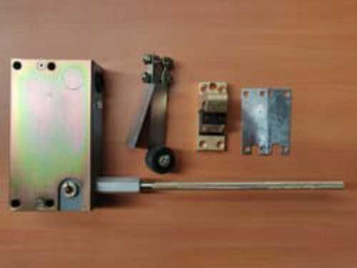 Corrosion Resistance Elevator Gate Lock