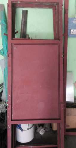 Any Color Mild Steel Bathroom Gate
