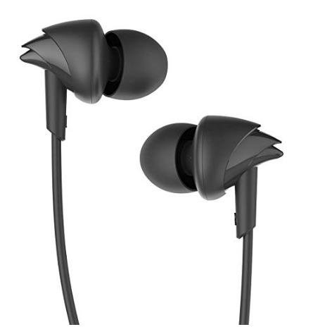 Wired Headset Earphone Headphone with Mic