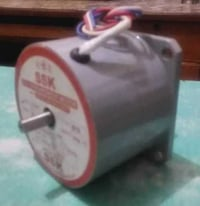 AC Synchronous Motor, Weight: 10 kg