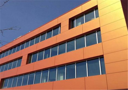 Eco-Friendly Aluminum Composite Panel