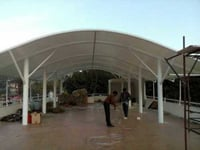 High Design Tensile Structure