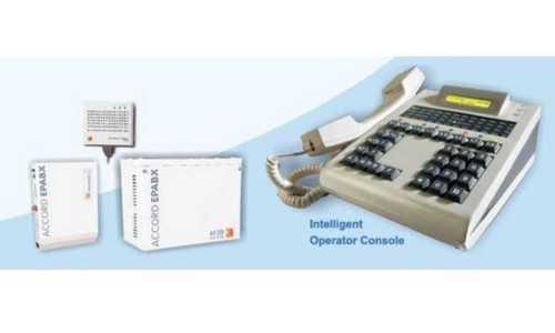 Hybrid Epabx System Machine