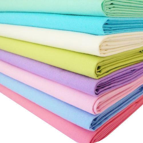 Plain Cambric Cotton Fabric