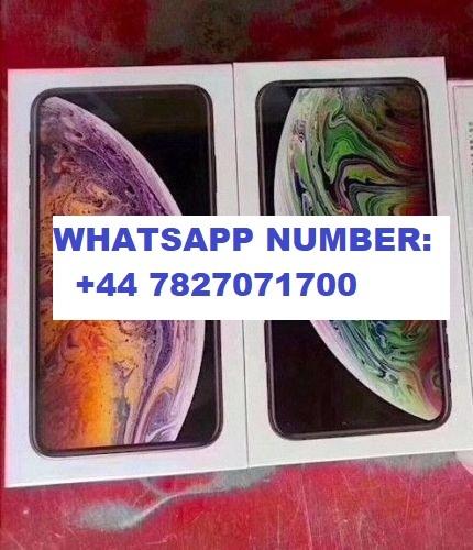 Brand New Original iPhone XS Max 512 GB Mobile Phone (Apple)