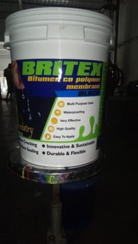 Britex Coat-B Superior Quality Elastomeric Waterproof Membrane