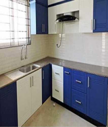 L Shape Modular Kitchen At Price 50000 Inr Set In Bengaluru Vcrave Interiors