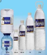 Oxyrich Packed Drinking Water