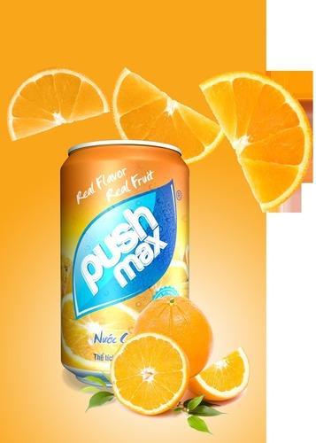 Pushmax Fresh Orange Juice