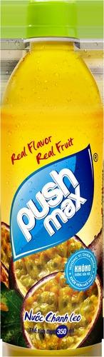 Pushmax Passion Fruit Juice