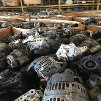 Alternators And Starter Motors Scrap