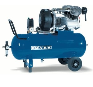 Precisely Designed Air Cooled Compressors
