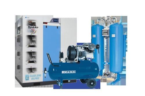 Precisely Designed Instrument Air Compressor