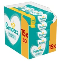 Sell Pampers Sensitive Wipes