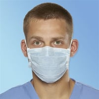 New Style Hospital Safety Anti Pollution Non Woven Face Cover Disposable Face Mask