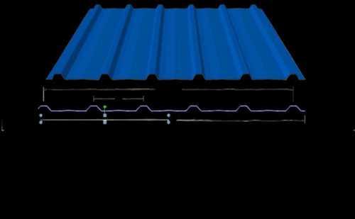 Roof Fiber Profile Sheet