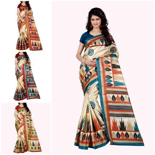 Fancy Tapeta Silk Saree