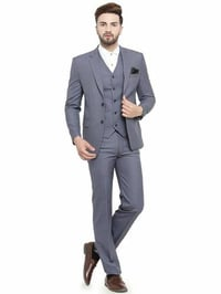 Skin-Friendly Men's Suit