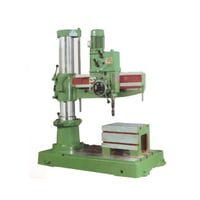 All Gear Radial Drilling Machine