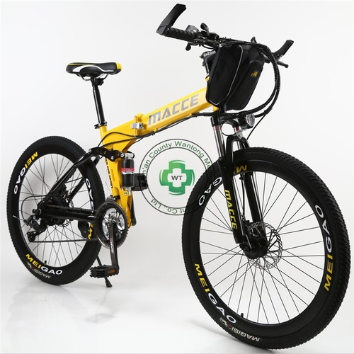 Color Coated Electric Bicycle