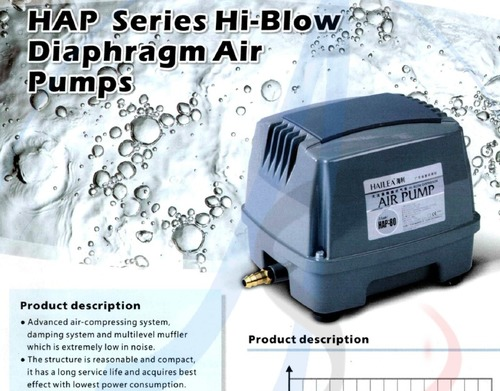 Hailea Air Pump Hap-200