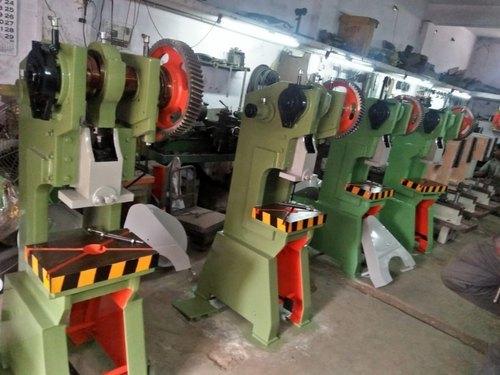 Semi Automatic Power Press