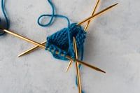 Double Ended Knitting Needles