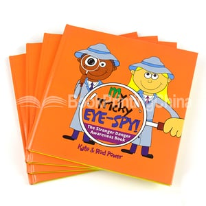 Hardcover Children Book Printing Services