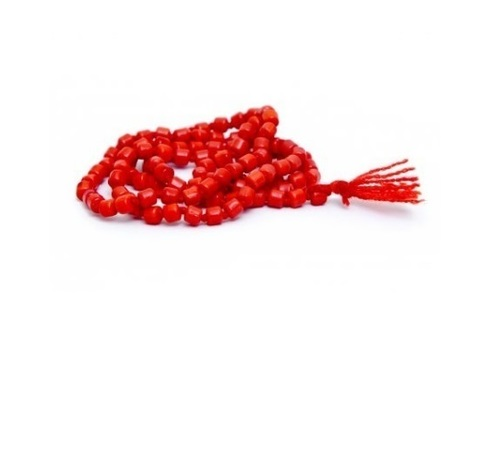 Moonga Mala For Positive Energy Gender: Children