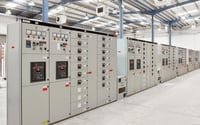 30-500 Amp 440 V Electrical Switchgear