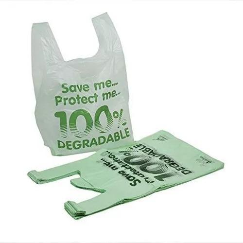Environmentally Friendly Vegetable Plastic Bags