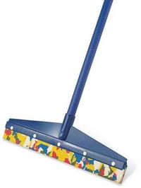 Floor Plastic And Rubber Wiper For Cleaning
