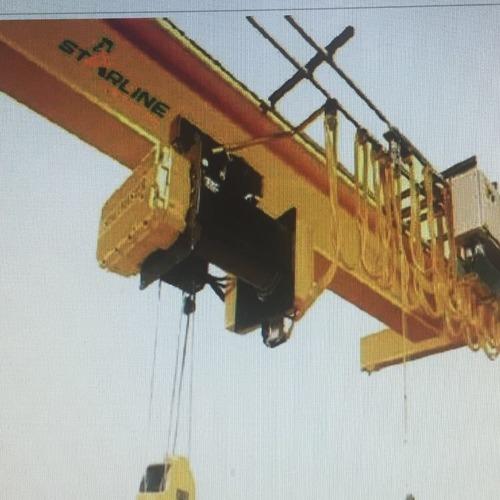 Industrial Zone Eot Crane