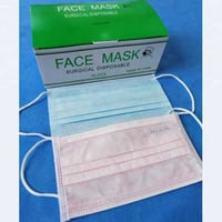 Medical Earloop Disposable Surgical Face Mask