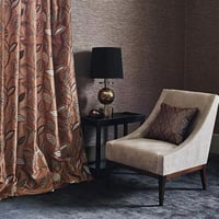 Attractive Pattern Eyelet Curtain