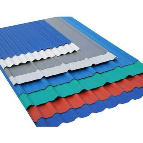 Plain Profile Roofing Sheet