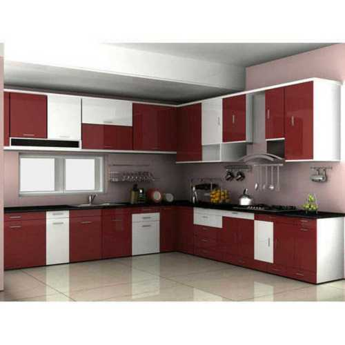 Customized Designer Modular Kitchen At Price 80000 Inr Pair In Chennai V R R Enterprise