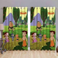 Ready-Made Kids Room Curtains