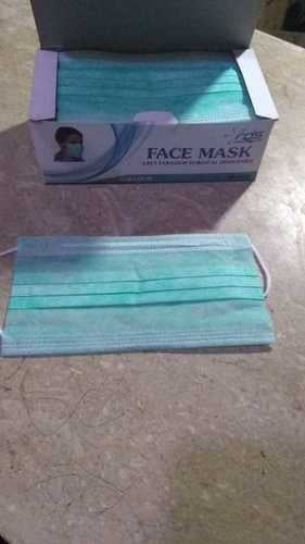 3 Ply Disposable Surgical Face Mask