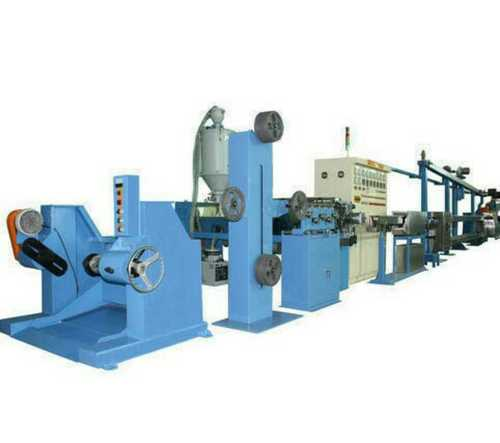 Wire Cable Extrusion Machine Lower Energy Consumption