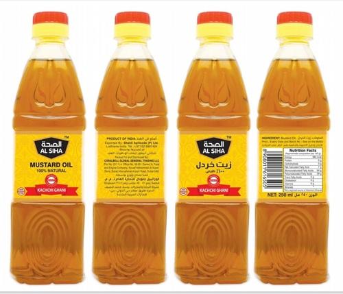 100% Natural Mustard Oil