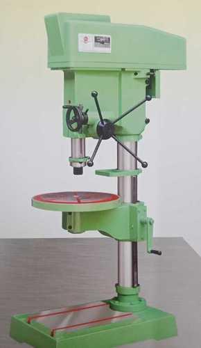 Semi Automatic Drill Machine
