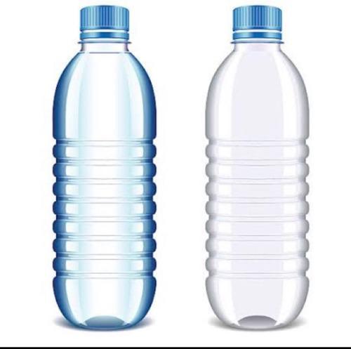 White Transparent Hdpe Plastic Bottles