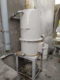30 Ltr Industrial Wood Fired Water Heater