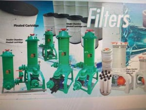 Air Purification Dust Collector System