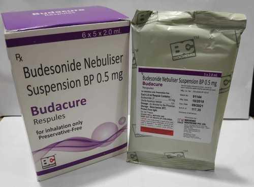 Budesonide 0.5 Mg. Respules