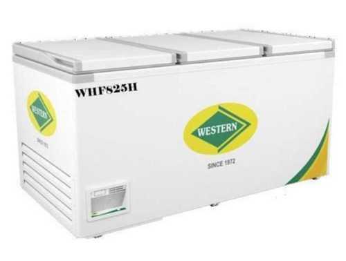 White Energy Efficient Deep Freezer