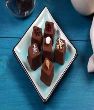Excellent Taste Homemade Chocolates Nuts