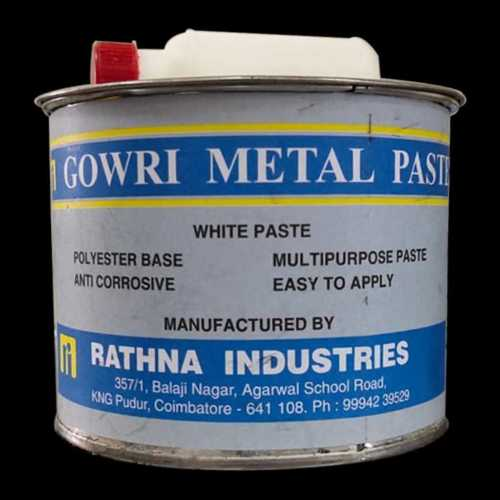 Multi Color White Metal Paste For Coating