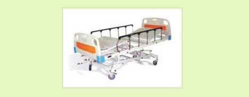 Adjustable ICU Manual Bed